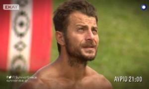 Survivor - Αποκάλυψη: Όλη η αλήθεια για την οικειοθελή αποχώρηση του Γιώργου Αγγελόπουλου