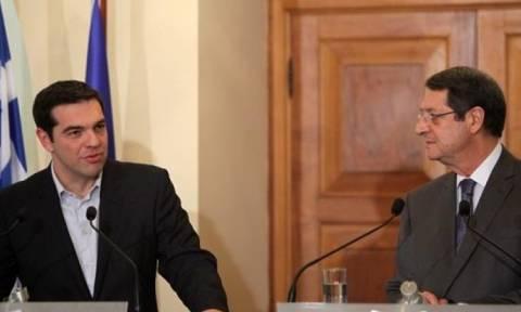 Ципрас и Эрдоган обсудили проблему кипрского урегулирования