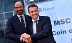 Νέος πρωθυπουργός της Γαλλίας ο Εντουάρντ Φιλίπ