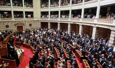 Депутаты устроили драку в греческом парламенте