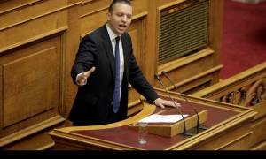 Στη διάσκεψη των Προέδρων της Βουλής η ποινή που θα επιβληθεί στον Ηλία Κασιδιάρη