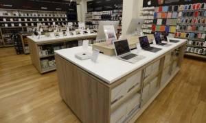 Πτώση στις πωλήσεις προϊόντων τεχνολογίας το α' τρίμηνο