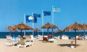 Δεύτερη στον κόσμο η Ελλάδα με 486 «Γαλάζιες Σημαίες»