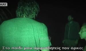 Survivor: Κοκκινάκης και Σπαλιάρας παραλίγο να πιαστούν στα χέρια - «Μην κοιτάς σαν μαλ…ας ρε»