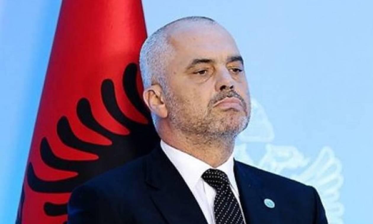 Ο Έντι Ράμα ιδρύει το «Mega» Αλβανίας