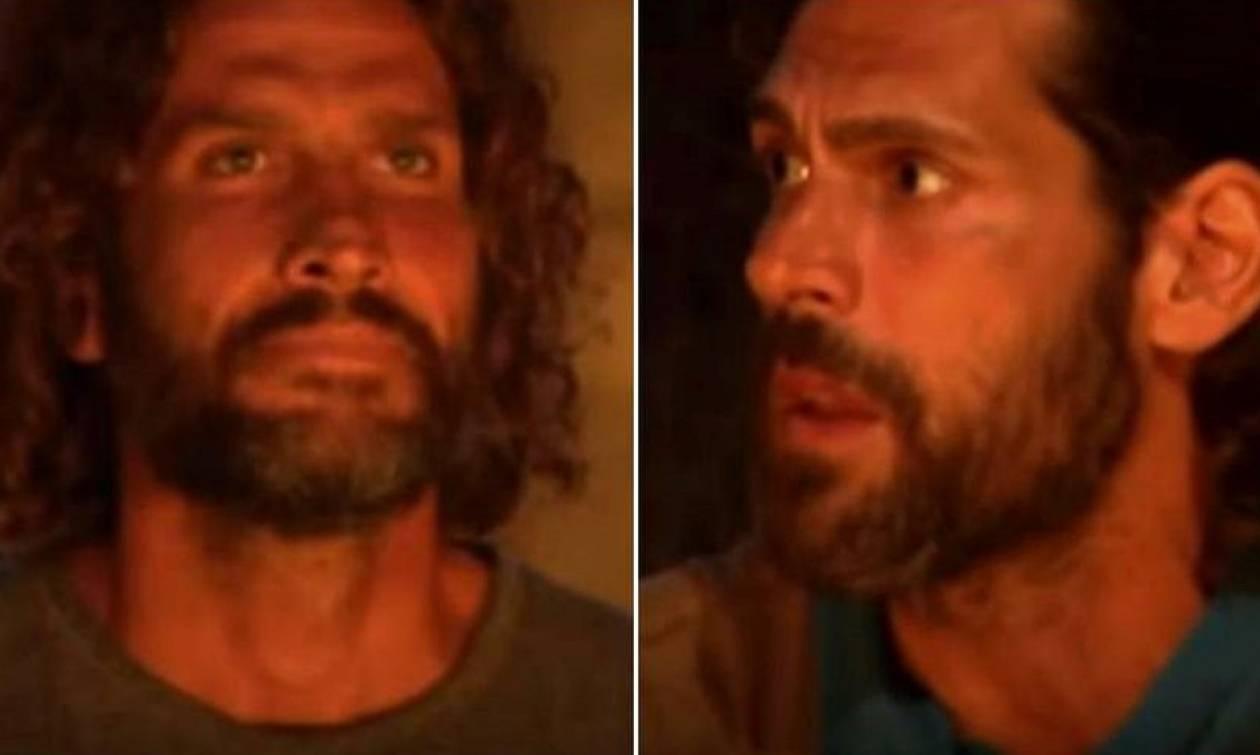 Survivor: Live ψηφοφορία τώρα για Κοκκινάκη - Σπαλιάρα! Ποιος λέει την αλήθεια; (video)