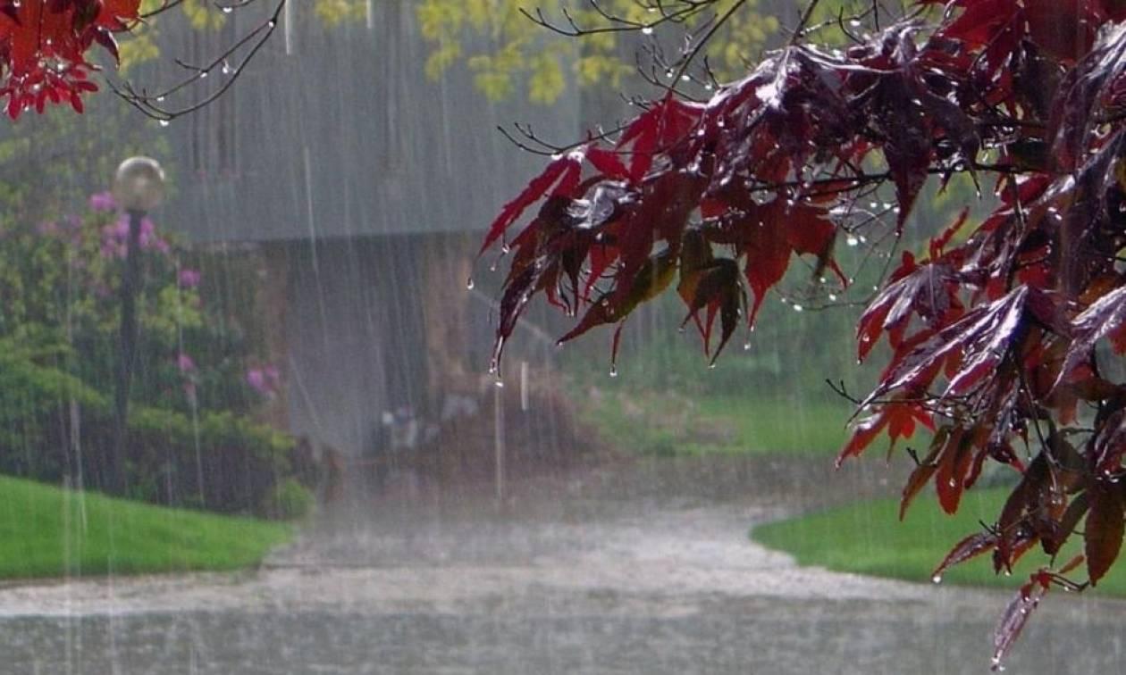 Καιρός: Προειδοποίηση Καλλιάνου - Βροχές και καταιγίδες τα επόμενα 24ωρα
