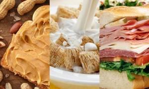 Αλάτι: Ποιες τροφές πρέπει να αποφεύγετε αν θέλετε να το περιορίσετε