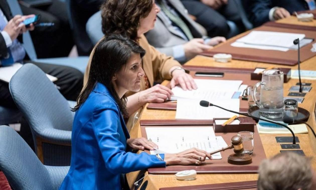ΗΠΑ προς Β. Κορέα: Τελευταία προειδοποίηση, σταματήστε τις δοκιμές πυραύλων