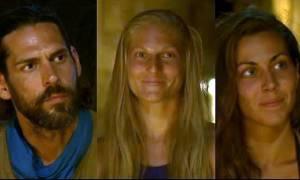 Survivor: Και οι τρεις θέλουν να μείνουν αλλά κάποιος θα αποχωρήσει - Δείτε το trailer της Τετάρτης