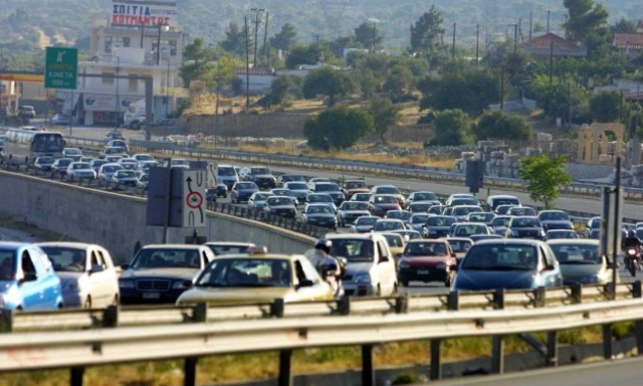 Κυκλοφοριακό έμφραγμα στους δρόμους της Αθήνας - Ποια σημεία να αποφύγετε