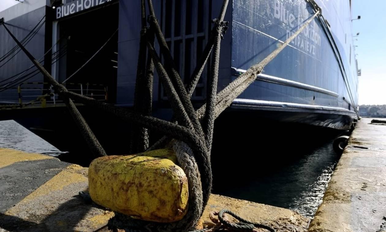 Απεργία ΠΝΟ: Δείτε μέχρι πότε θα παραμείνουν δεμένα τα πλοία στα λιμάνια