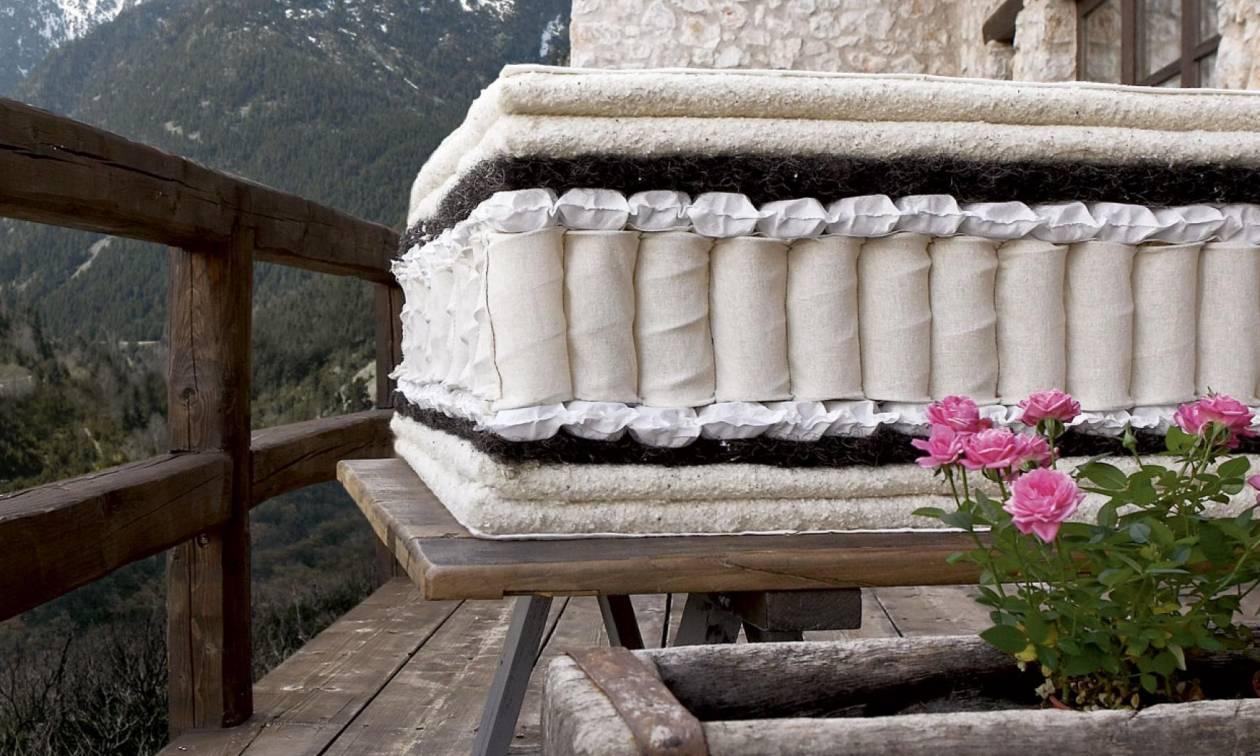 CANDIA: Τα ελληνικά στρώματα που «ταξιδεύουν» σε ολόκληρο τον κόσμο!