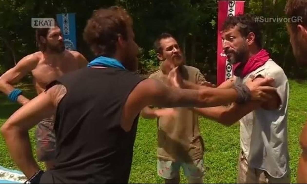 Survivor - Αποκάλυψη: Δείτε τι κάνουν οι παίκτες όταν κλείνουν οι κάμερες (video)