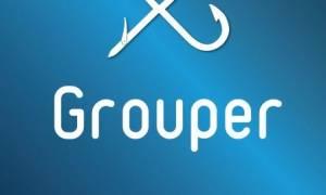 Grouper: Η πρώτη εφαρμογή για το ψάρεμα επιφανείας και το υποβρύχιο ψάρεμα