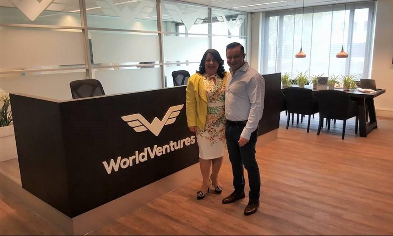 Η WorldVentures επεκτείνει την παρουσία της στην Ευρώπη Νέα γραφεία στο Amsterdam