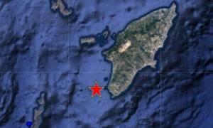 Ισχυρός σεισμός στη Χάλκη