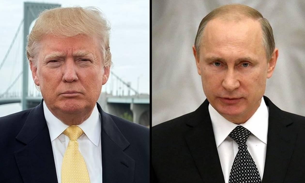 Κατηγορηματικός ο Πούτιν: Ο Τραμπ δεν μου αποκάλυψε καμία απόρρητη πληροφορία