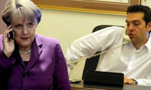 Το Βερολίνο «αδειάζει» το Μαξίμου: Δεν συμφώνησαν τίποτα Τσίπρας και Μέρκελ