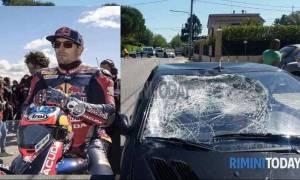 Κρίσιμες ώρες για Χέιντεν: Τον χτύπησε αυτοκίνητο ενώ έκανε ποδήλατο