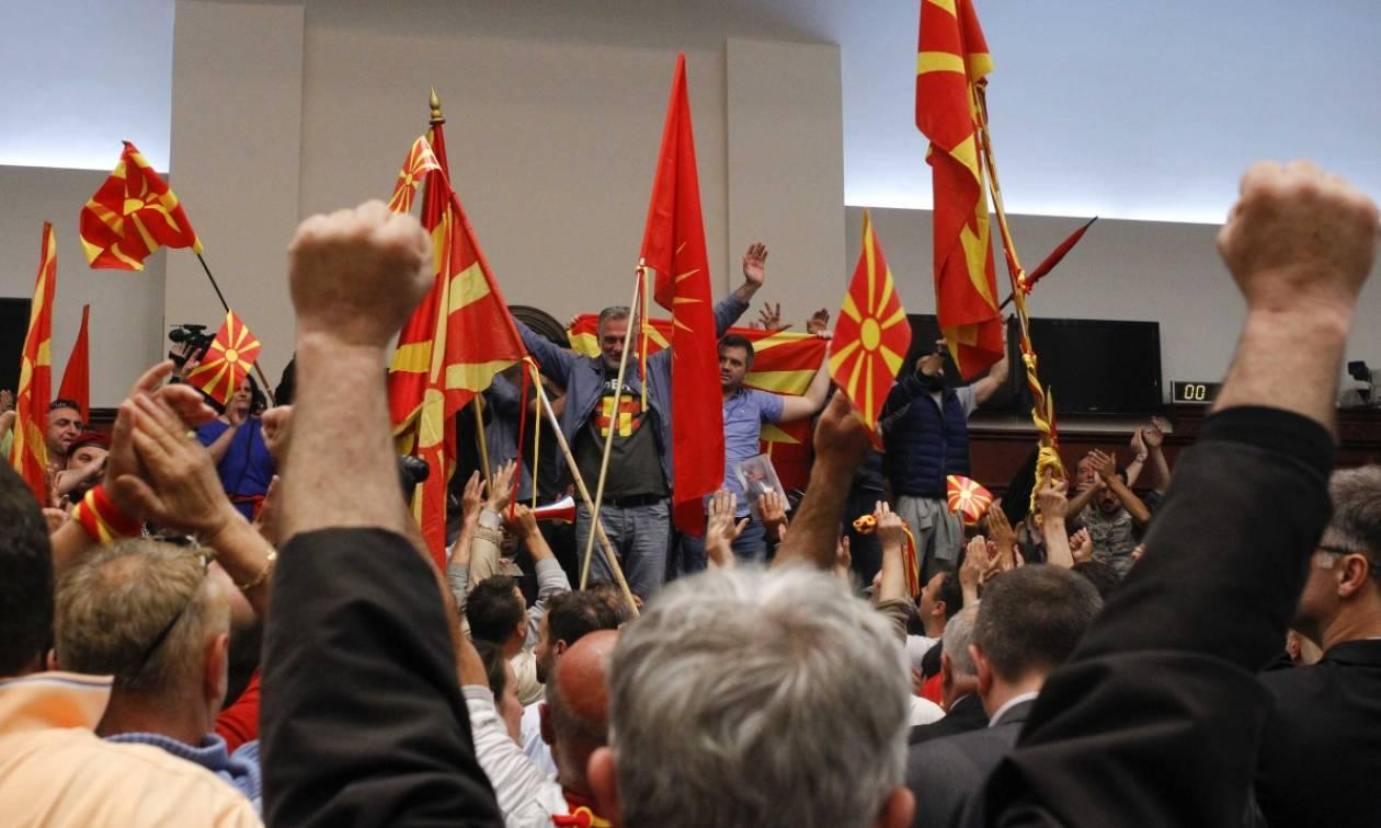 Σκόπια: Ανακούφιση στην διεθνή κοινότητα από την εντολή σχηματισμού κυβέρνησης