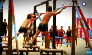 Survivor: Ο κακός... χαμός στη μάχη Ελλάδας - Τουρκίας την Πέμπτη. Δείτε το τρέιλερ (Video)