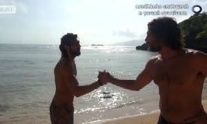Survivor: Έδωσαν τα χέρια Κοκκινάκης - Σπαλιάρας – Τι είπαν οι δυο παίκτες