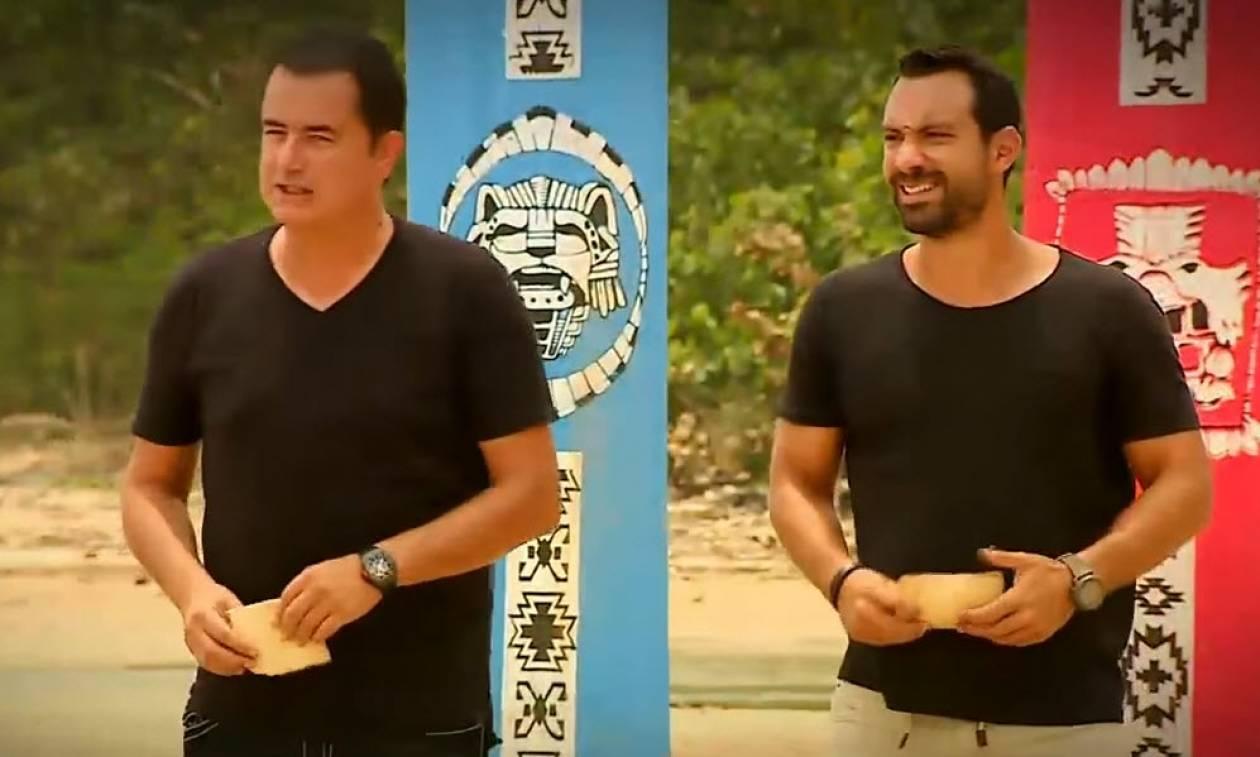 Survivor: Ελληνοτουρκικός «πόλεμος» - Δείτε τα δύο trailer όπως προβλήθηκαν σε Ελλάδα και Τουρκία