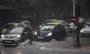 Χάος ΤΩΡΑ στους δρόμους της Αθήνας – Ποια σημεία να αποφύγετε