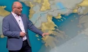 Καιρός: Η έκτακτη προειδοποίηση από τον Σάκη Αρναούτογλου για επιδείνωση του καιρού