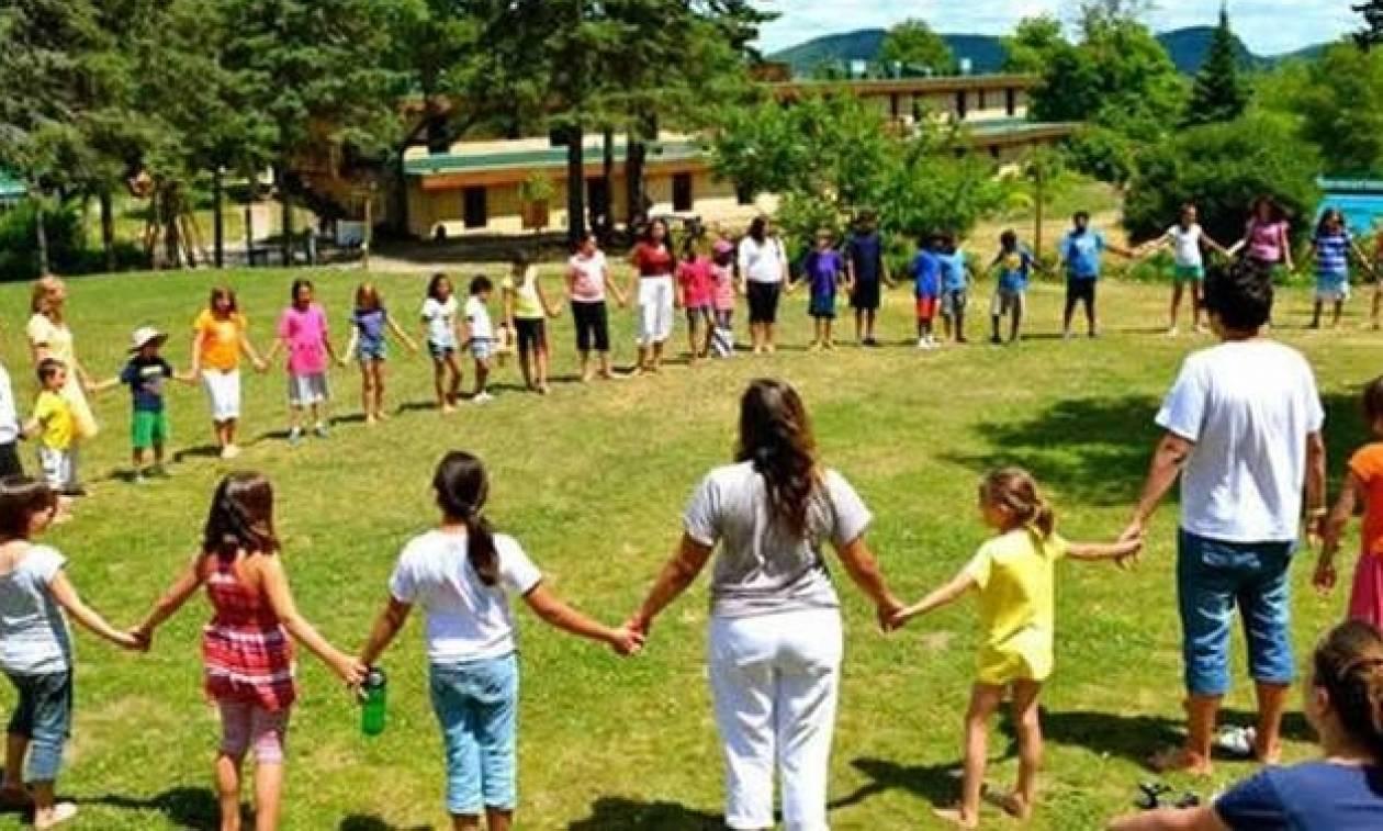 ΟΑΕΔ: Αυτά είναι τα αποτελέσματα για τις παιδικές κατασκηνώσεις