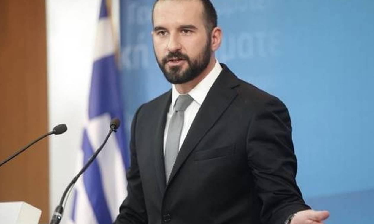 Τζανακόπουλος: Δεν επιβεβαιώνονται τα τρομοκρατικά σενάρια της ΝΔ