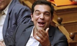 «Κλάμα»: Ο χάρτης της Ελλάδας όπως τη βλέπει ο Αλέξης Τσίπρας (photo)
