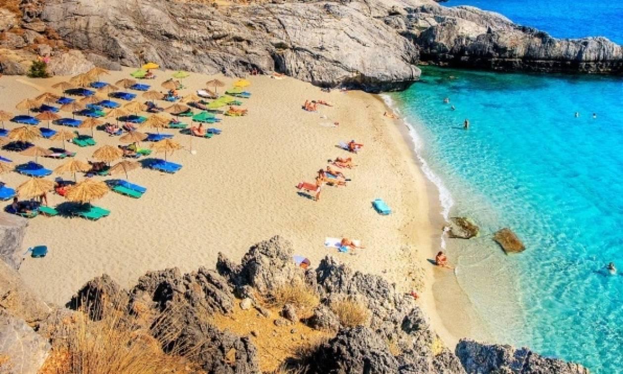 Ρέθυμνο: «Γαλάζια Σημαία» σε 17 παραλίες και ακτές!
