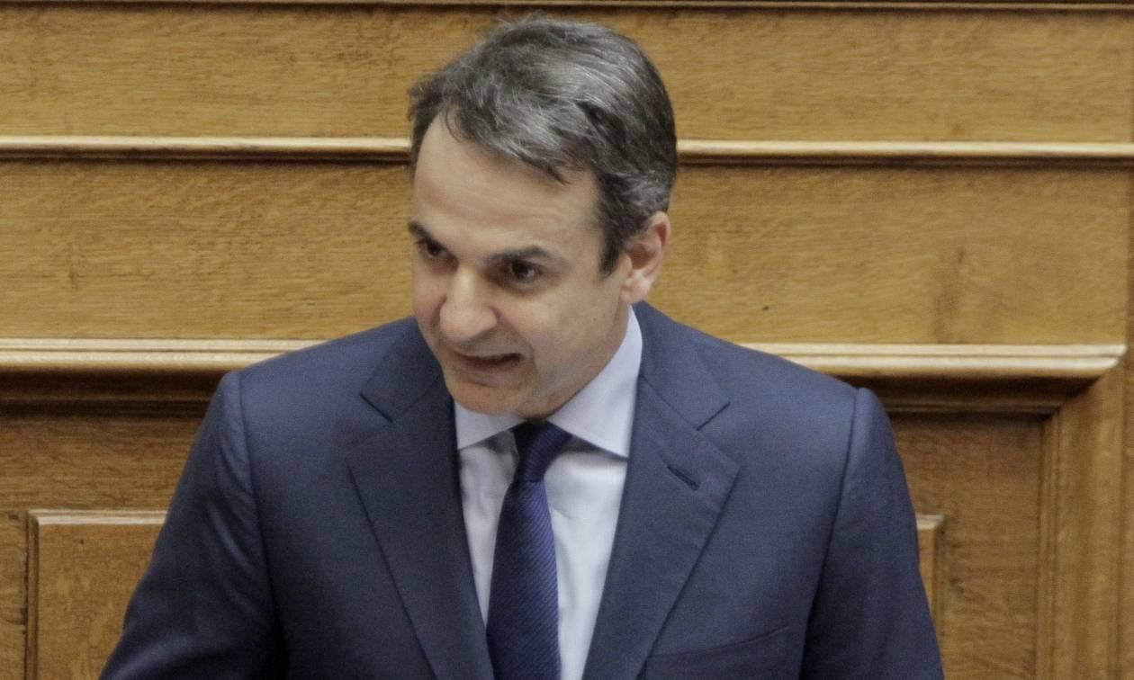 Βουλή - Μητσοτάκης: Ζούμε εφιάλτη! Ολοκληρώνεται η μεγαλύτερη πολιτική απάτη (vid)