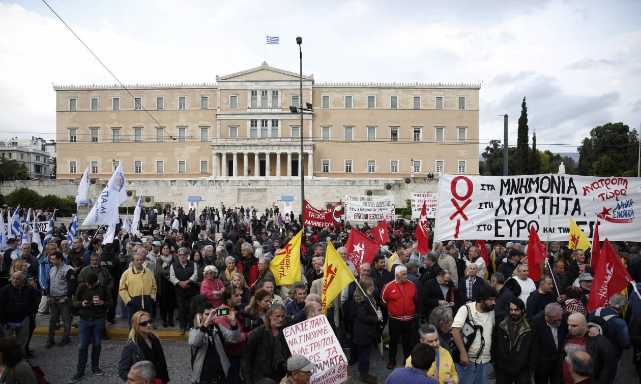 Σύνταγμα: Αντιεξουσιαστές χτύπησαν δημοσιογράφο