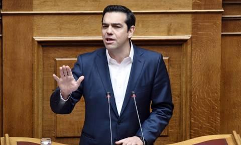 Βουλή - Τσίπρας εναντίον Μητσοτάκη: Παραλάβαμε χρεοκοπημένη χώρα, σε τι να κάνουμε αυτοκριτική;