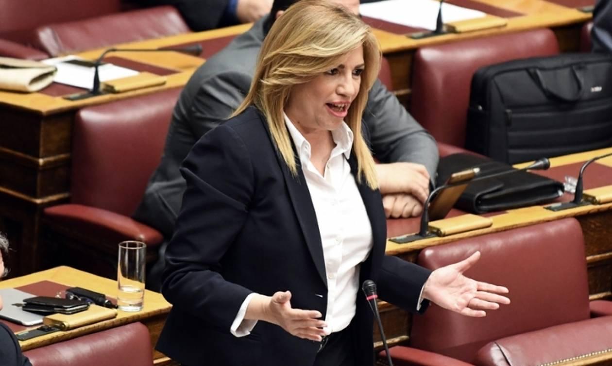 Mεθόδευση στην ώρα ομιλίας του Τσίπρα καταγγέλλει το ΠΑΣΟΚ λόγω... survivor (pic)