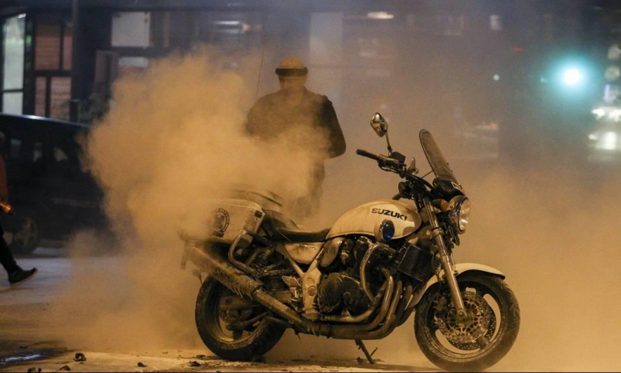 Θεσσαλονίκη: Από επεισόδια συνοδεύτηκαν οι πορείες διαμαρτυρίας κατά του πολυνομοσχεδίου