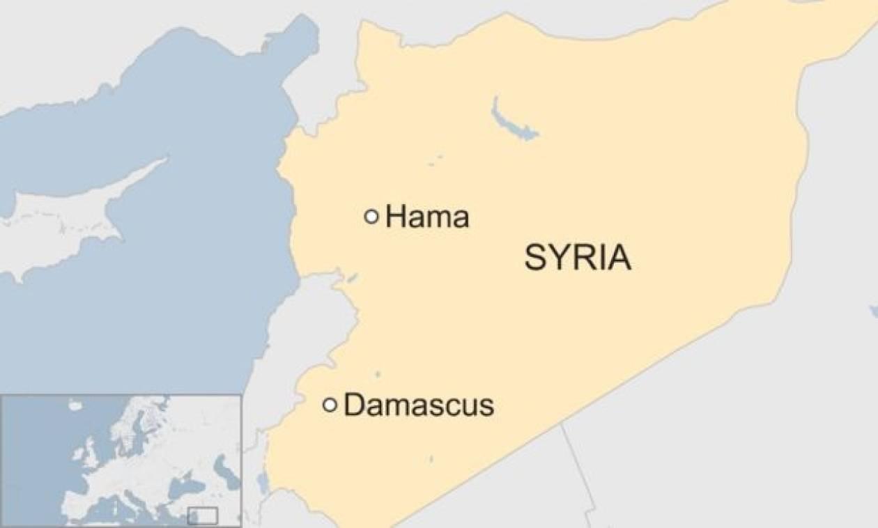 Συρία: Τουλάχιστον 50 νεκροί σε επίθεση του ΙΚ στην επαρχία Χάμα