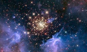 Eπικίνδυνη διαστημική ακτινοβολία αναπαράχθηκε για πρώτη φορά σε εργαστήριο