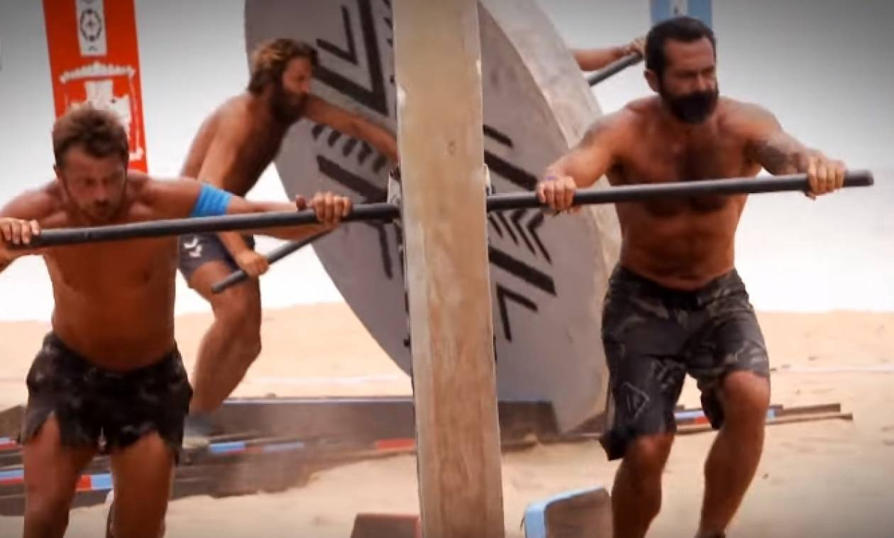 Διαρροή - Survivor: Ποιος θα είναι νικητής στην σημερινή ελληνοτουρκική μάχη (vid)