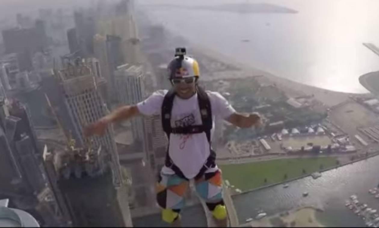 Ντουμπάι: Έκρηξη αδρεναλίνης (video)