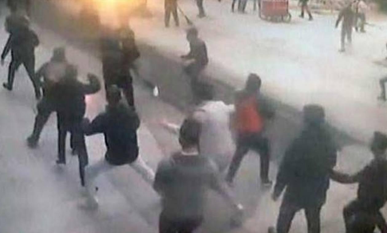 Επεισόδια Κωνσταντινούπολη Ολυμπιακός - Ανατροπή!: Οπαδοί της Φενέρ στα επεισόδια