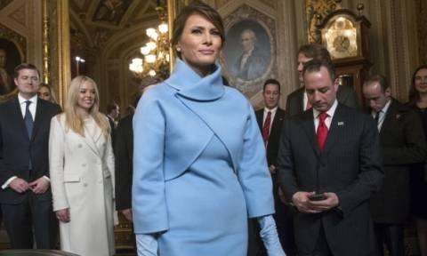 Αυτό είναι το πρώτο ταξίδι στο εξωτερικό της Μελάνια Τραμπ ως Πρώτη Κυρία των ΗΠΑ!