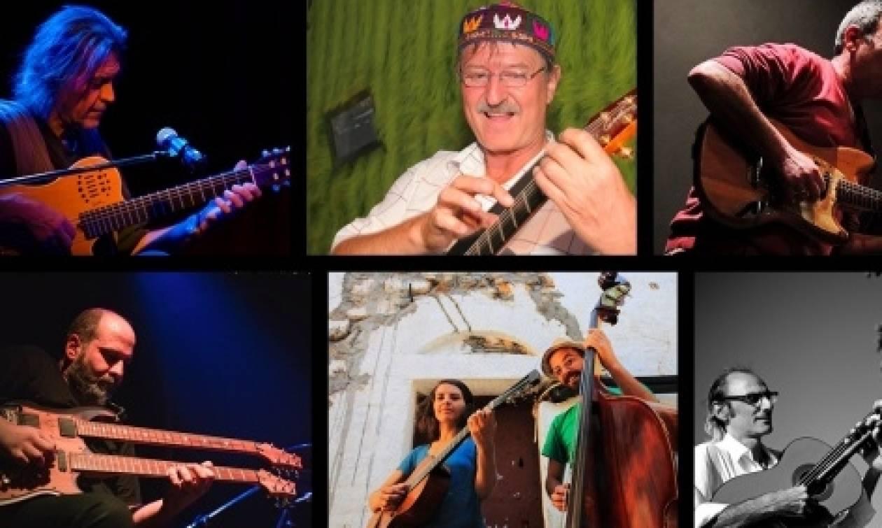 «Κιθάρες» στο 5ο Tinos World Music Festival!