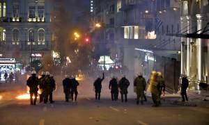 Ο Ιατρικός Σύλλογος Αθηνών καταδικάζει τη ρίψη χημικών