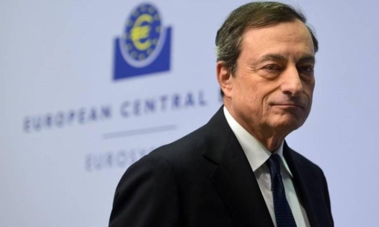Ντράγκι: Η Ευρωζώνη ξεπέρασε την κρίση