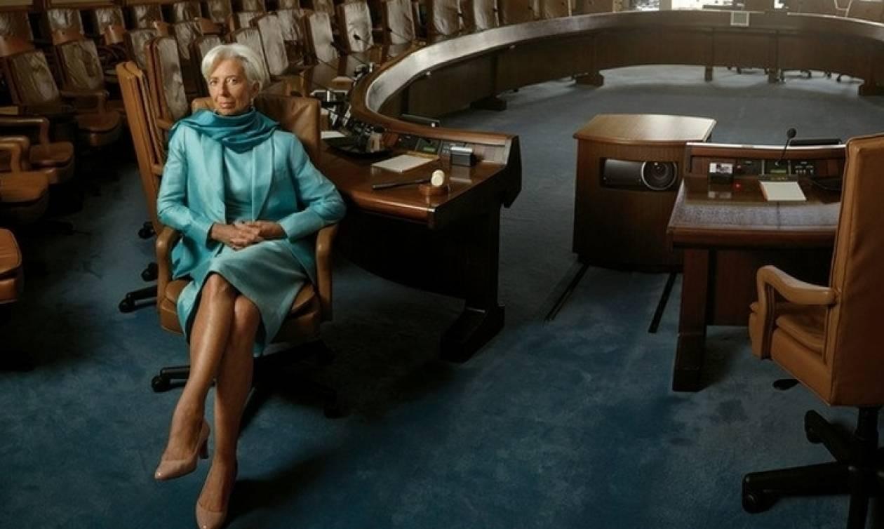 Η Λαγκάρντ ενημέρωσε το ΔΝΤ για όλα όσα γίνονται στην Ελλάδα