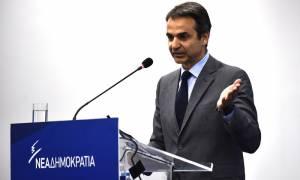 Μητσοτάκης: Μαύρη σελίδα της Ιστορίας η Γενοκτονία των Ελλήνων του Πόντου